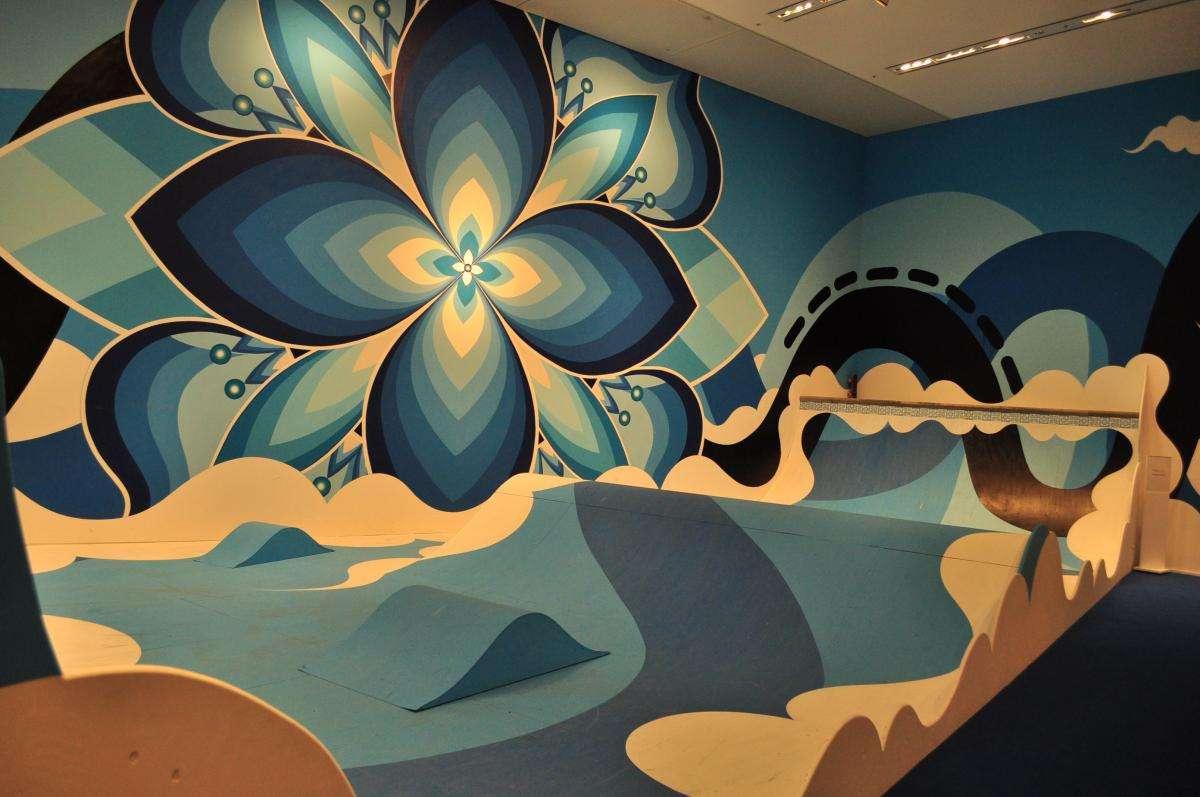 Malarstwo artystyczne - sztyka w Tokio